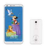 Disney Mobile on docomo DM-01K